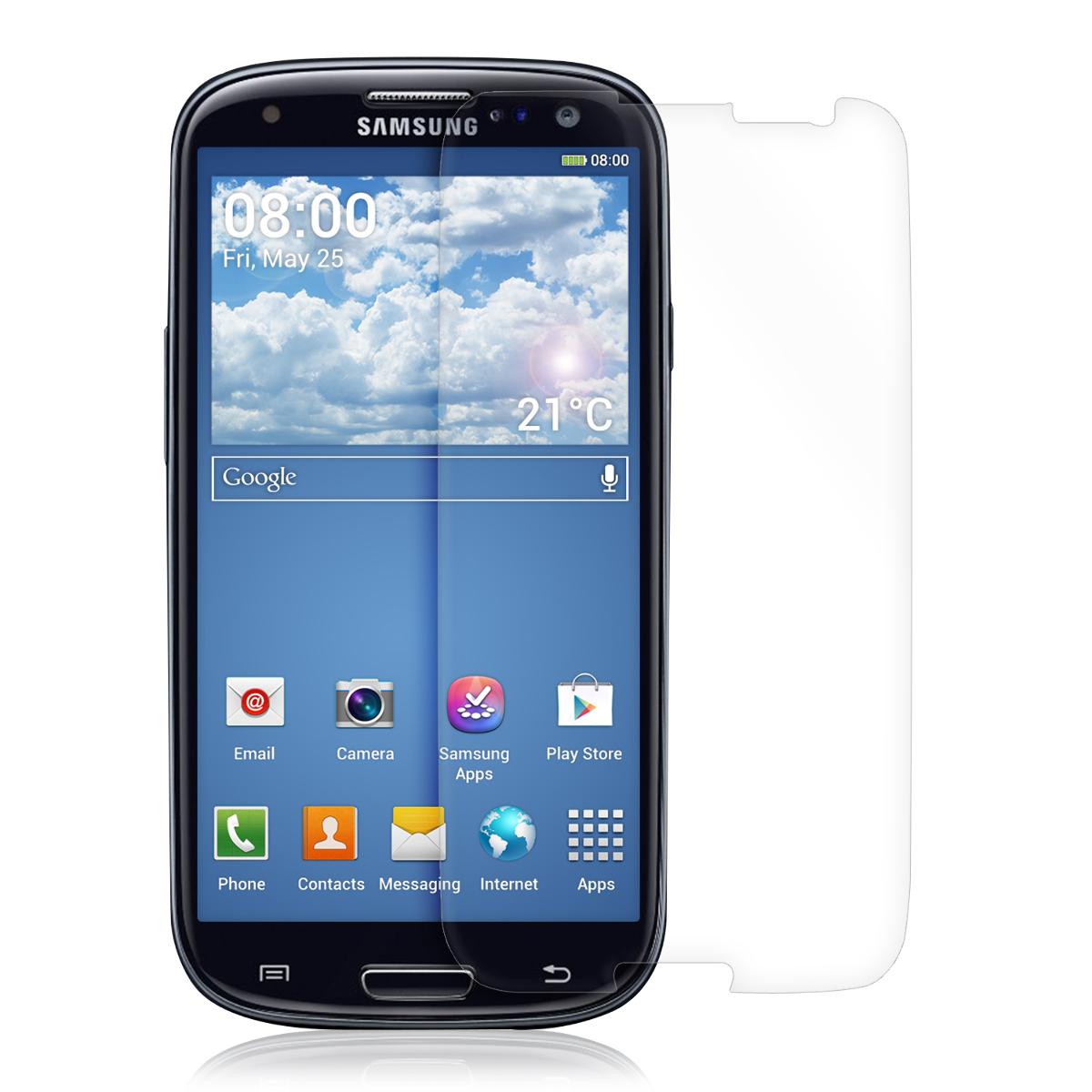 Folie na display | screenprotector pro Samsung Galaxy S3 / S3 Neo Crystal Clear