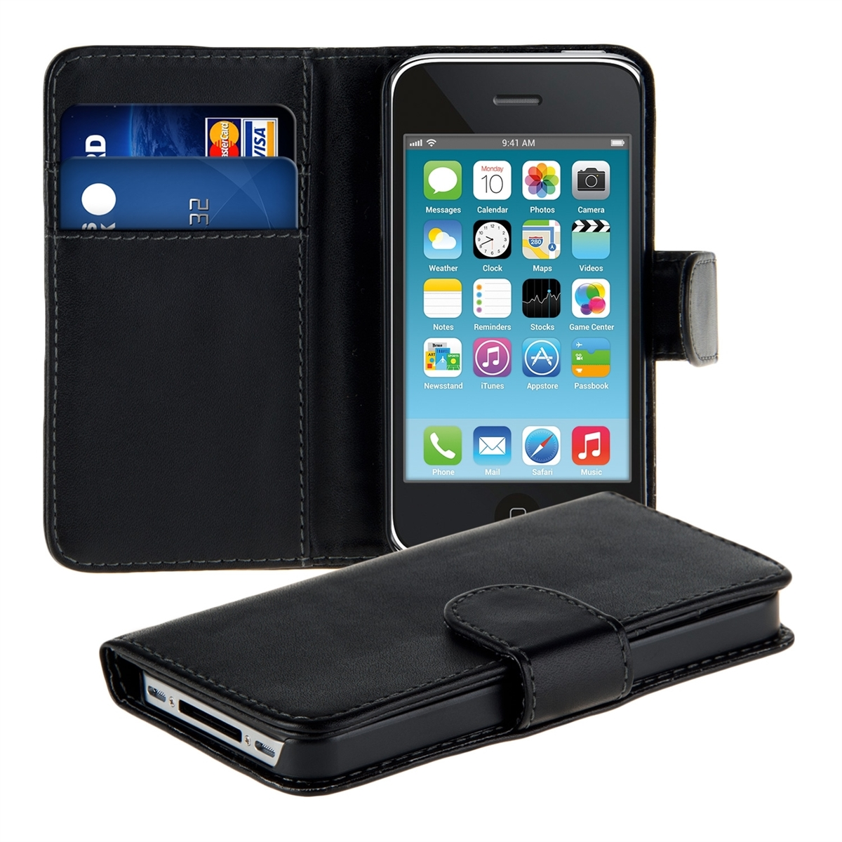 iphone 3gs cases kwmobile wallet synthetic leather for apple iphone 3g 10828