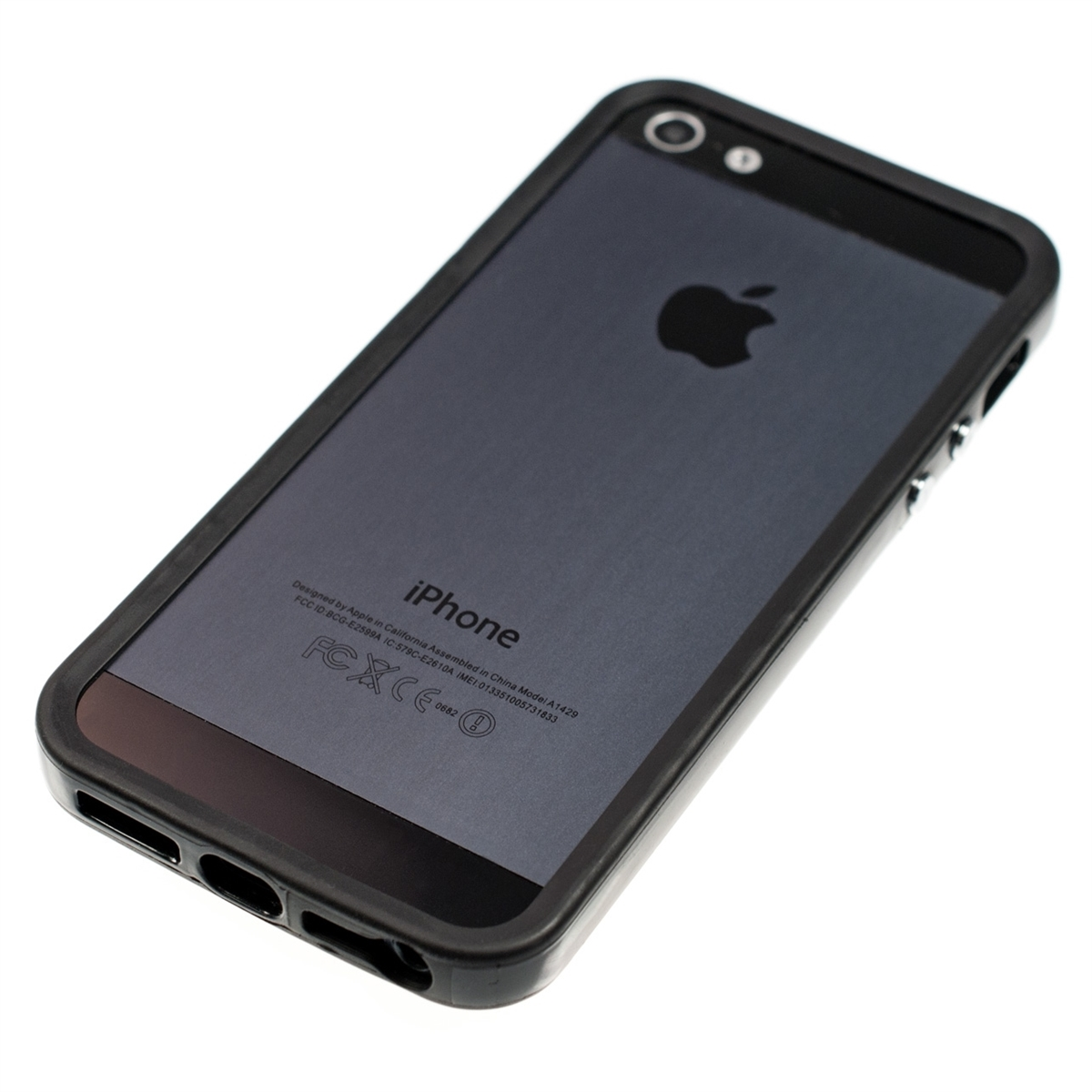 Iphone  Bumper Alu