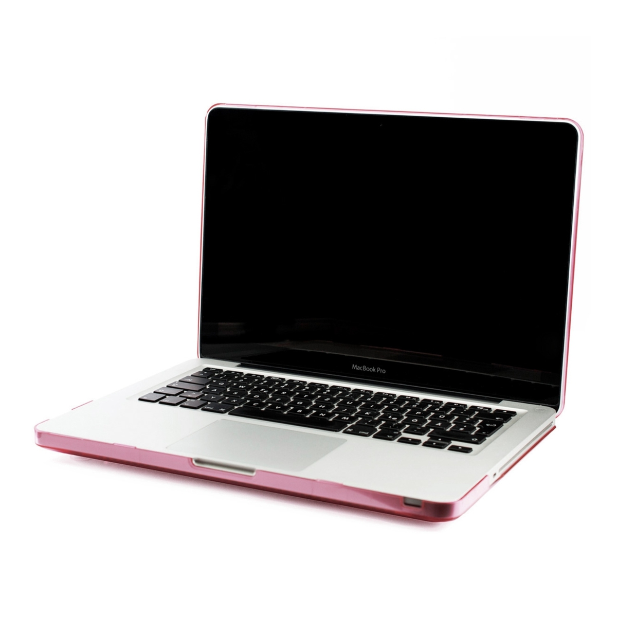 kwmobile funda transparente para apple macbook pro 13. Black Bedroom Furniture Sets. Home Design Ideas
