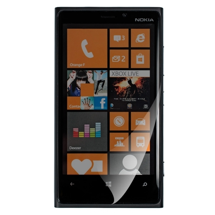 Film protection ecran pour nokia lumia 920 haute qualite for Photo ecran lumia 920