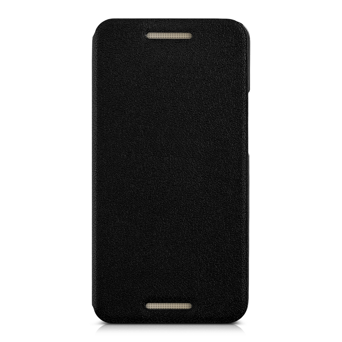 2ae848cf690 kwmobile Case for HTC One M7 - Book Style Flip Folio Slim Wallet Cover with  Stand Feature - Black. ‹ › ‹ › ‹ › ‹ ›
