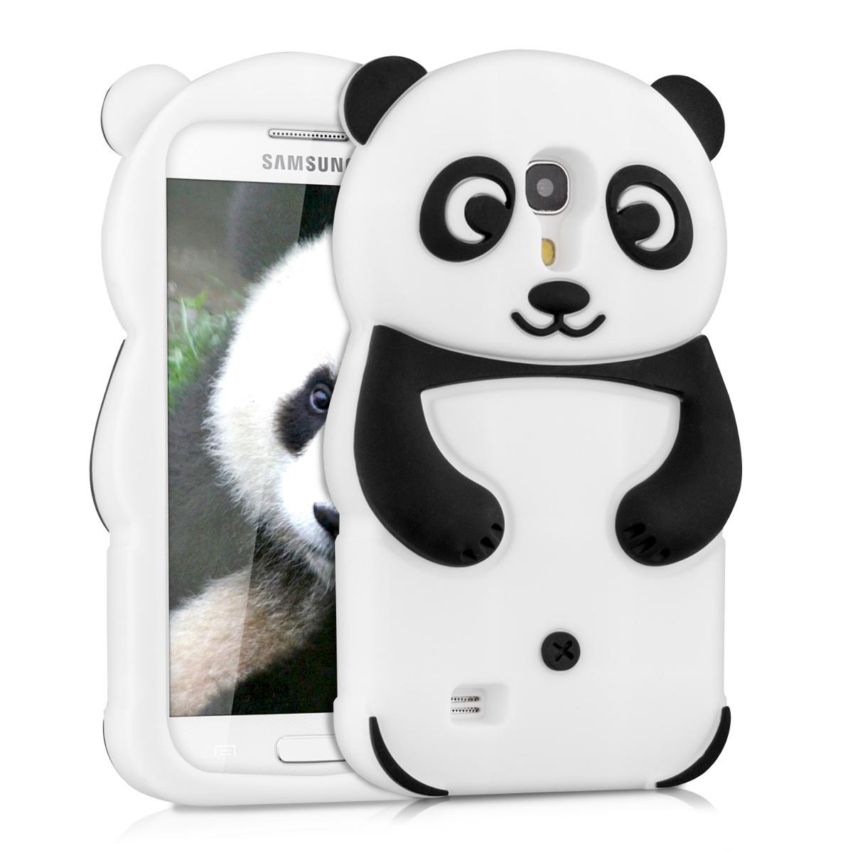 silicon cover panda for samsung galaxy s4 mini soft case. Black Bedroom Furniture Sets. Home Design Ideas