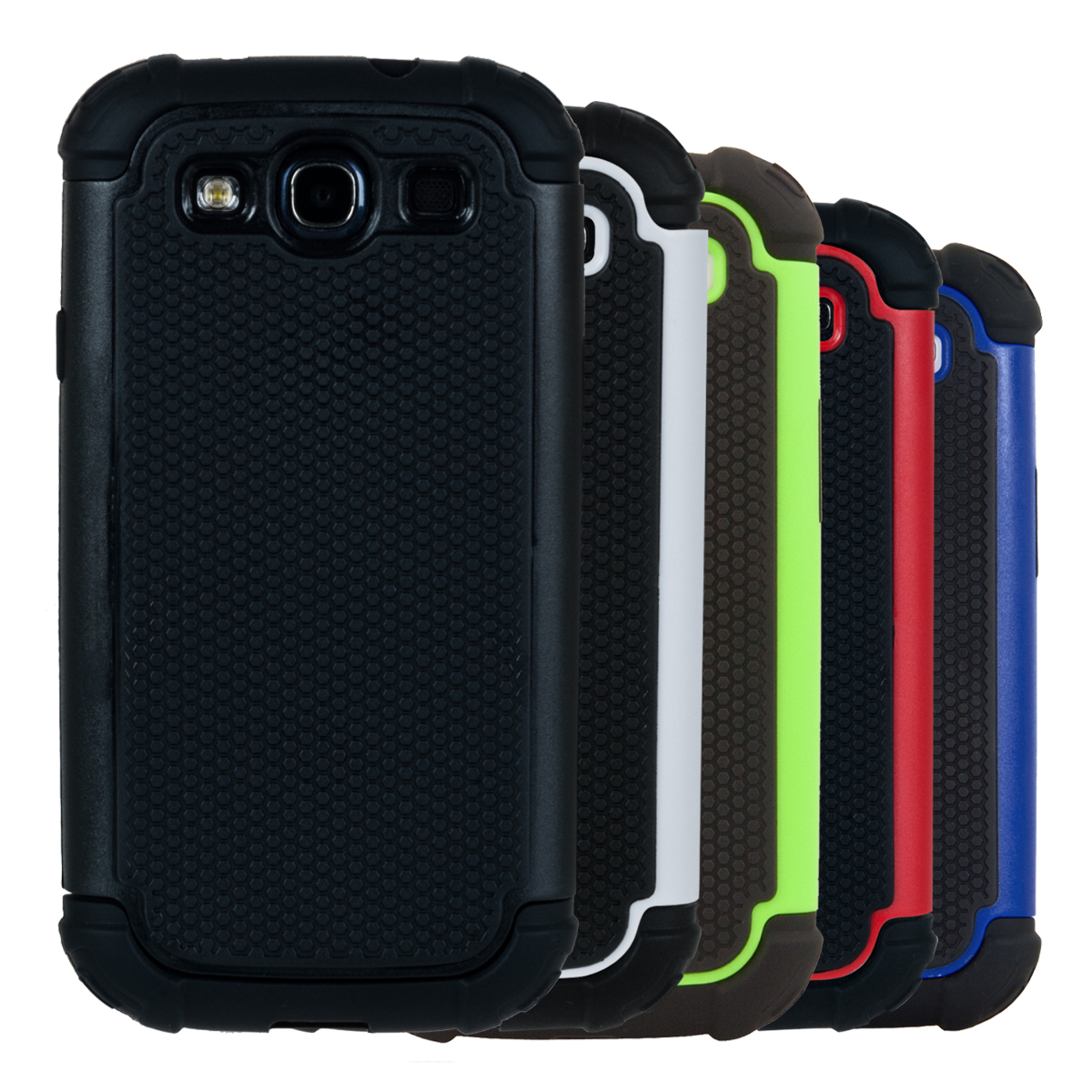 Tpu samsung galaxy s3 s3 neo - Kwmobile Hybrid Case For Samsung Galaxy S3 S3 Neo In Desired Colour Tpu Inner Case Hardcase Shield Perfect For Outdoor Usage Of Your Smartphone And