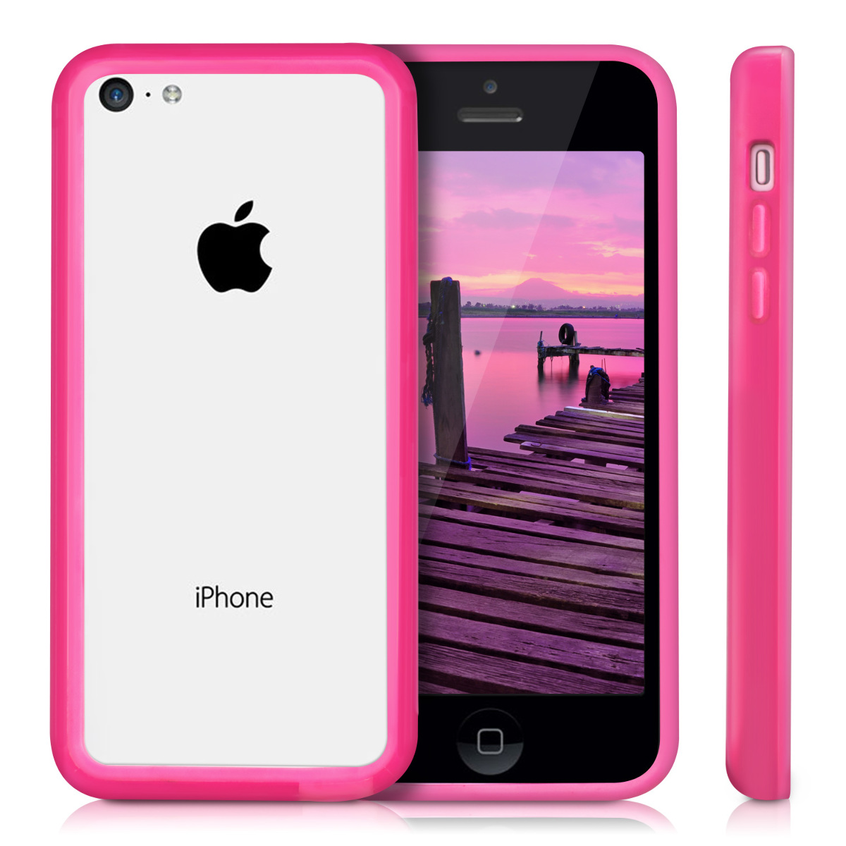 iphone 5c ebay kwmobile tpu silicone bumper for apple iphone 5c soft 11097