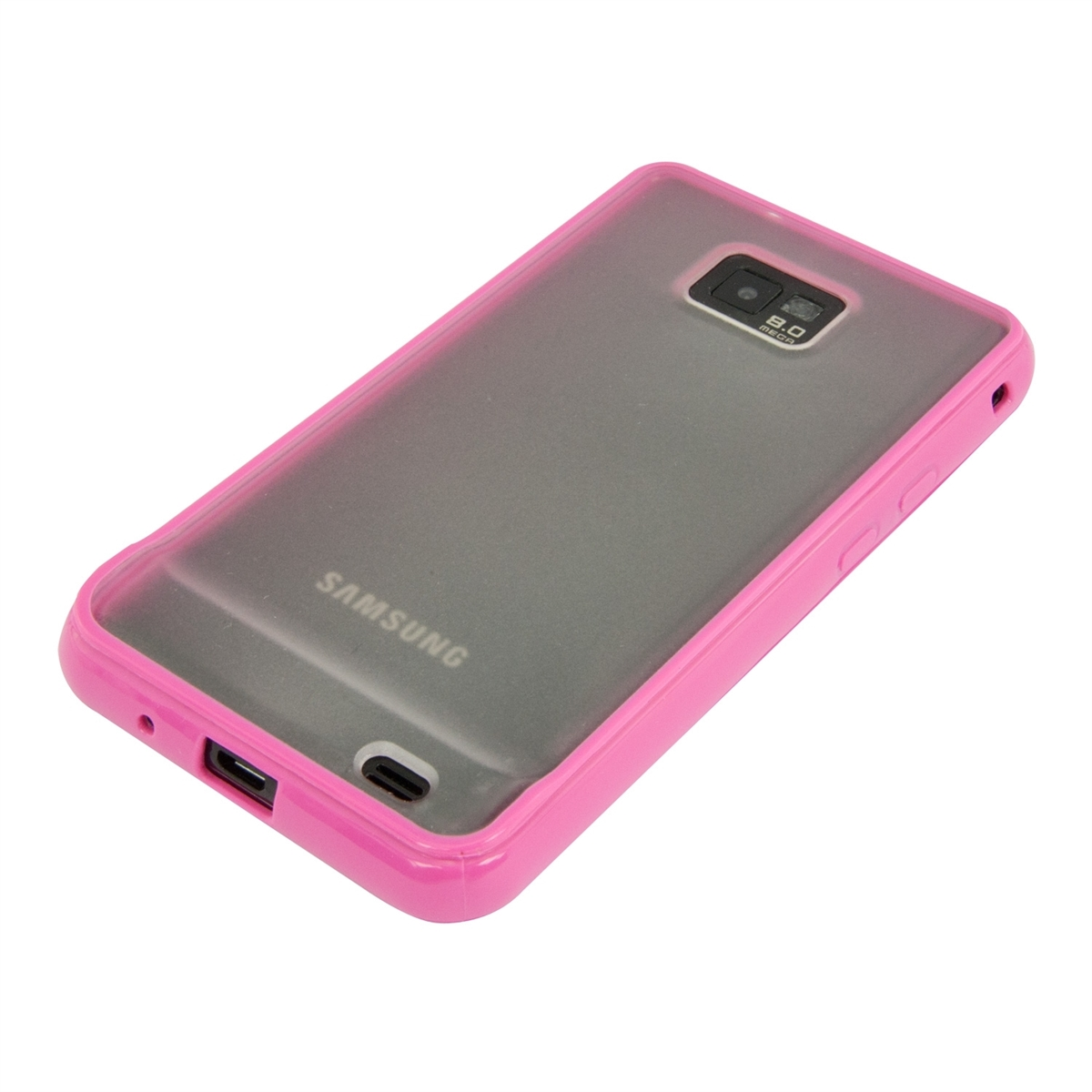 SAMSUNG GALAXY S2 PLUS COVER SILICONE