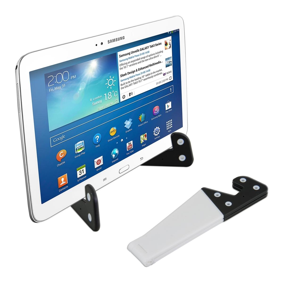 kwmobile tablet halter f r samsung galaxy tab 3 10 1 st nder halterung magnet ebay. Black Bedroom Furniture Sets. Home Design Ideas