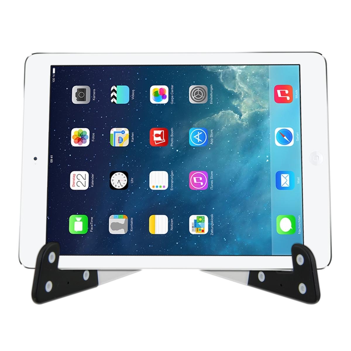 universal tablet st nder f r apple ipad mini 2 retina mini. Black Bedroom Furniture Sets. Home Design Ideas