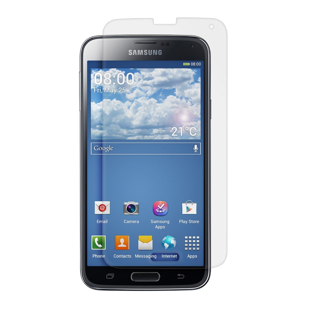 Kvalitní plastové pouzdro pro Samsung S5 | S5 Neo - matné