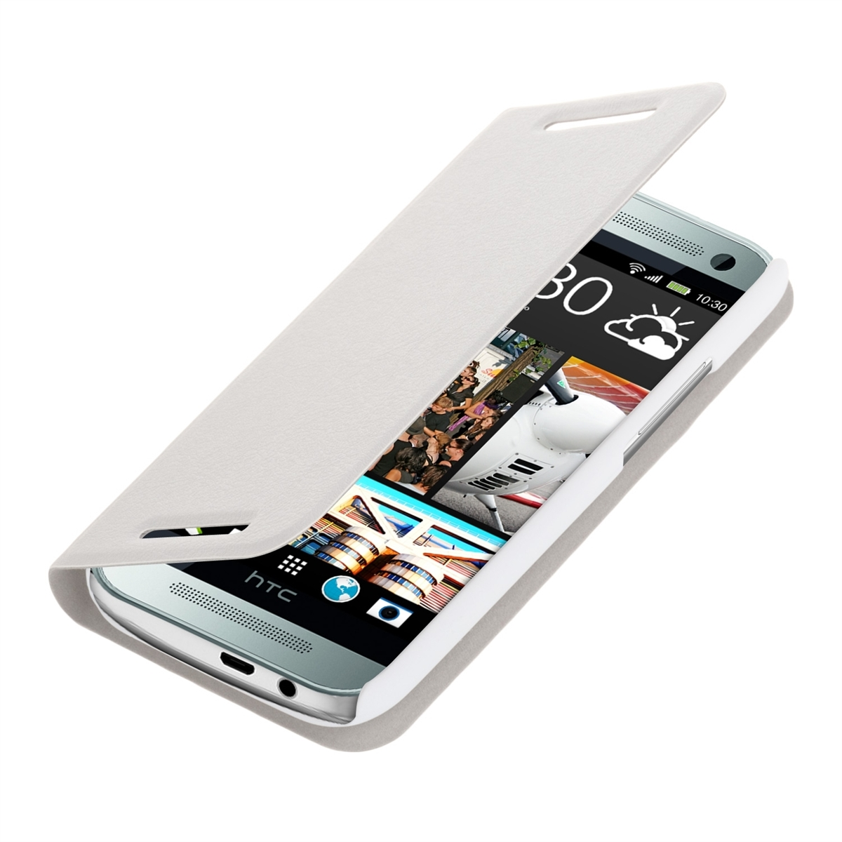 kwmobile-FLIP-COVER-FUR-HTC-ONE-MINI-2-SCHUTZ-HULLE-HANDY-CASE-SLIM-ETUI-TASCHE