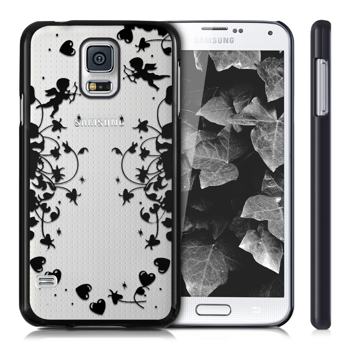 kwmobile-CRYSTAL-HARD-CASE-FUR-SAMSUNG-GALAXY-S5-S5-NEO-WUNSCHFARBE-COVER-HULLE