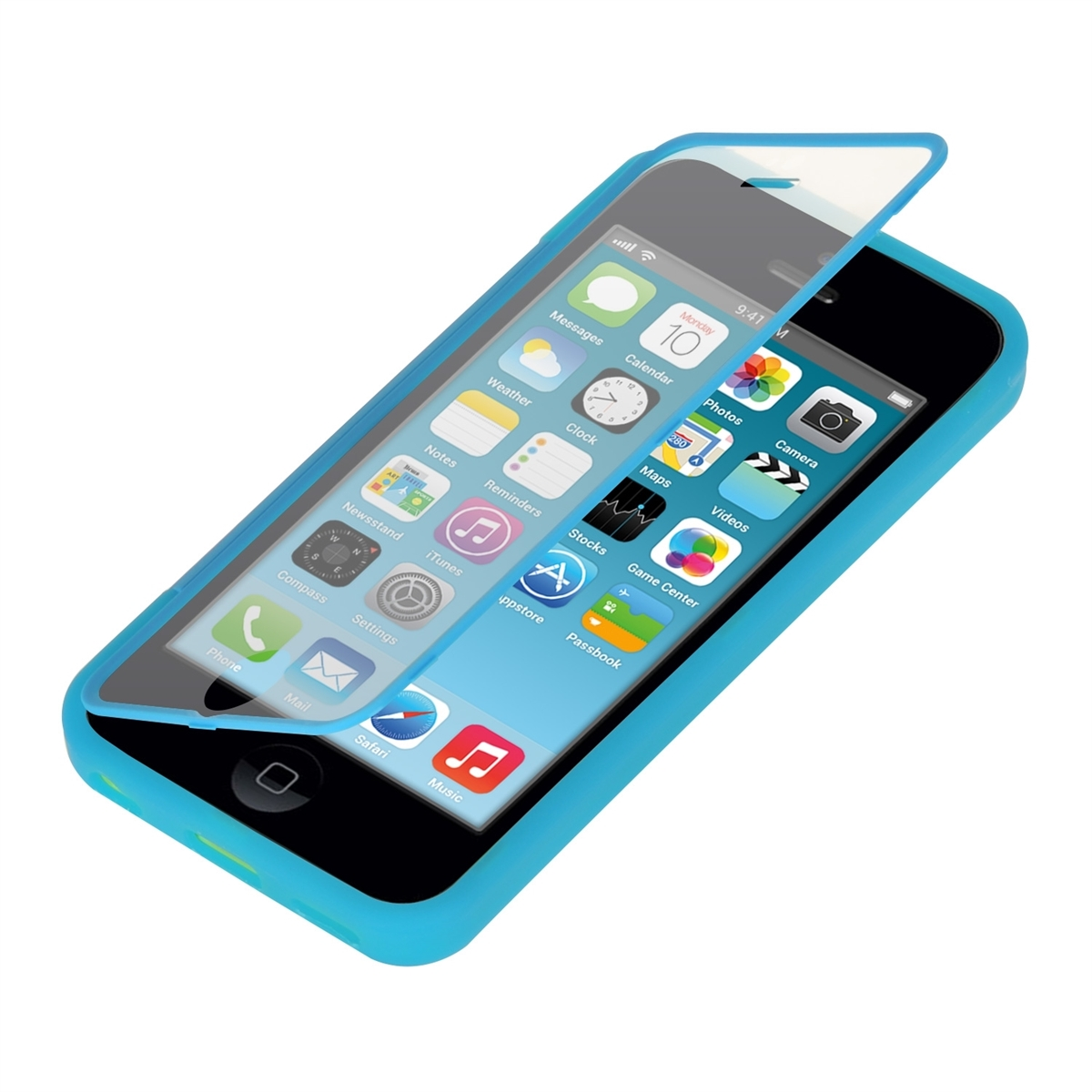 Kwmobile Tpu Case For Apple Iphone 5c Full Body Protection