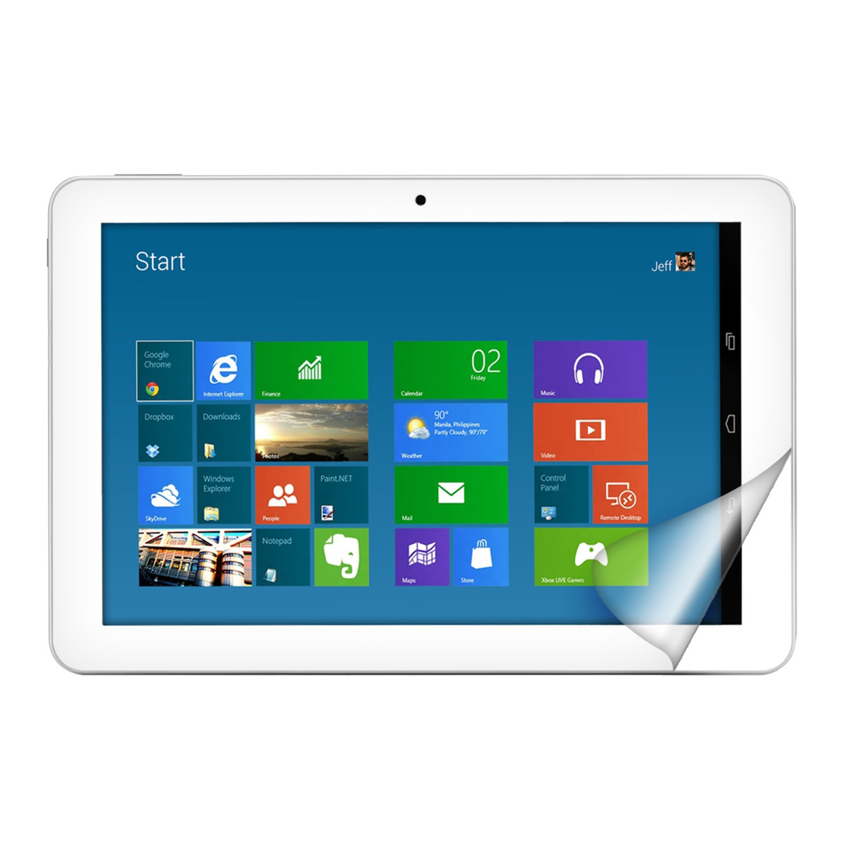 kwmobile SCREEN PROTECTOR FOR ACER ICONIA TAB 10 (A3-A20 ...
