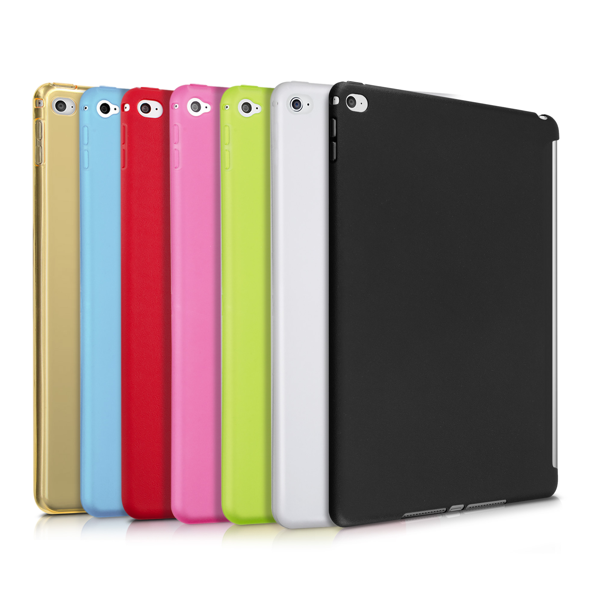 tpu case for apple ipad air 2 protective tablet cover ebay. Black Bedroom Furniture Sets. Home Design Ideas