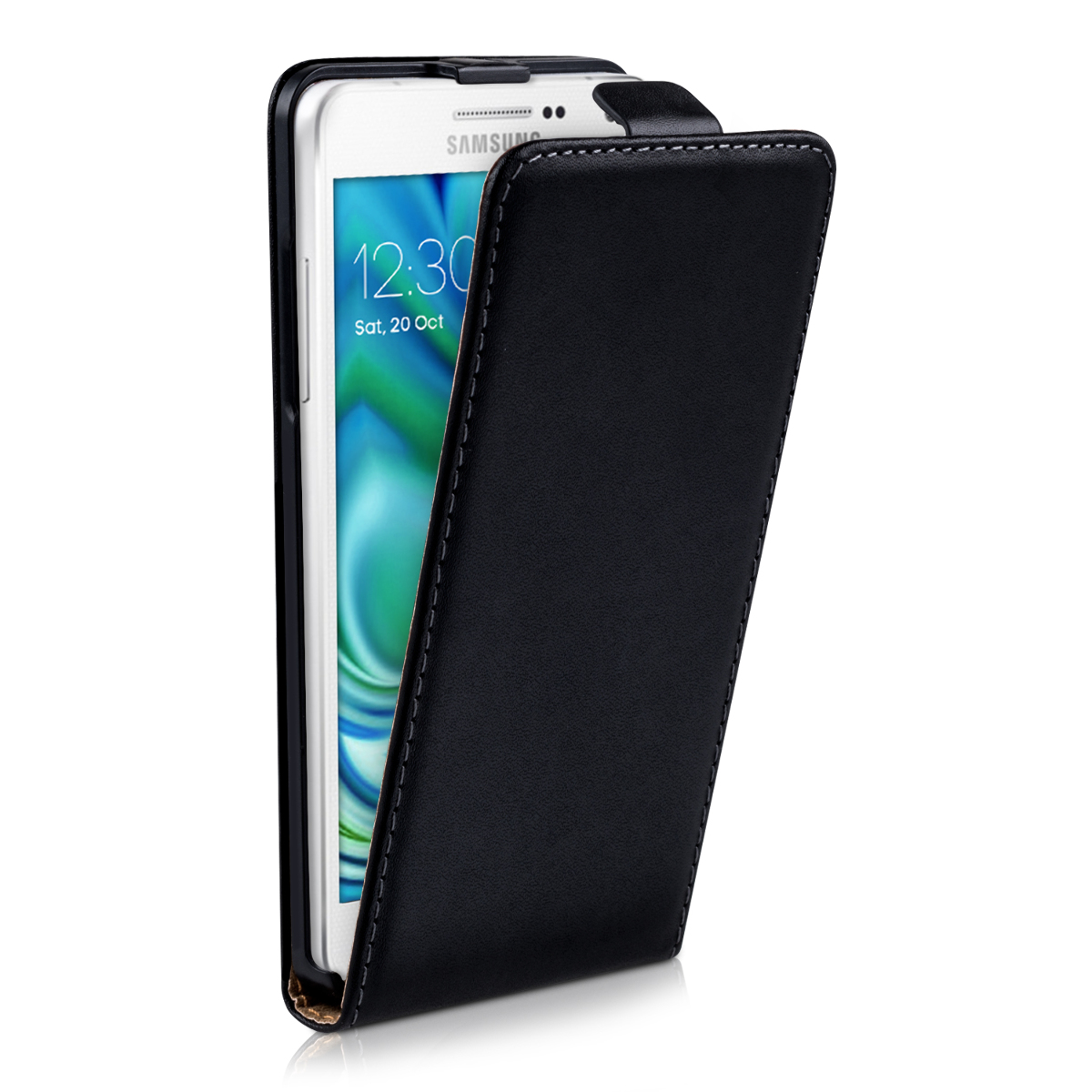 kwmobile-SYNTHETIC-LEATHER-BAG-FLIP-STYLE-FOR-SAMSUNG-GALAXY-A5-2015-CASE