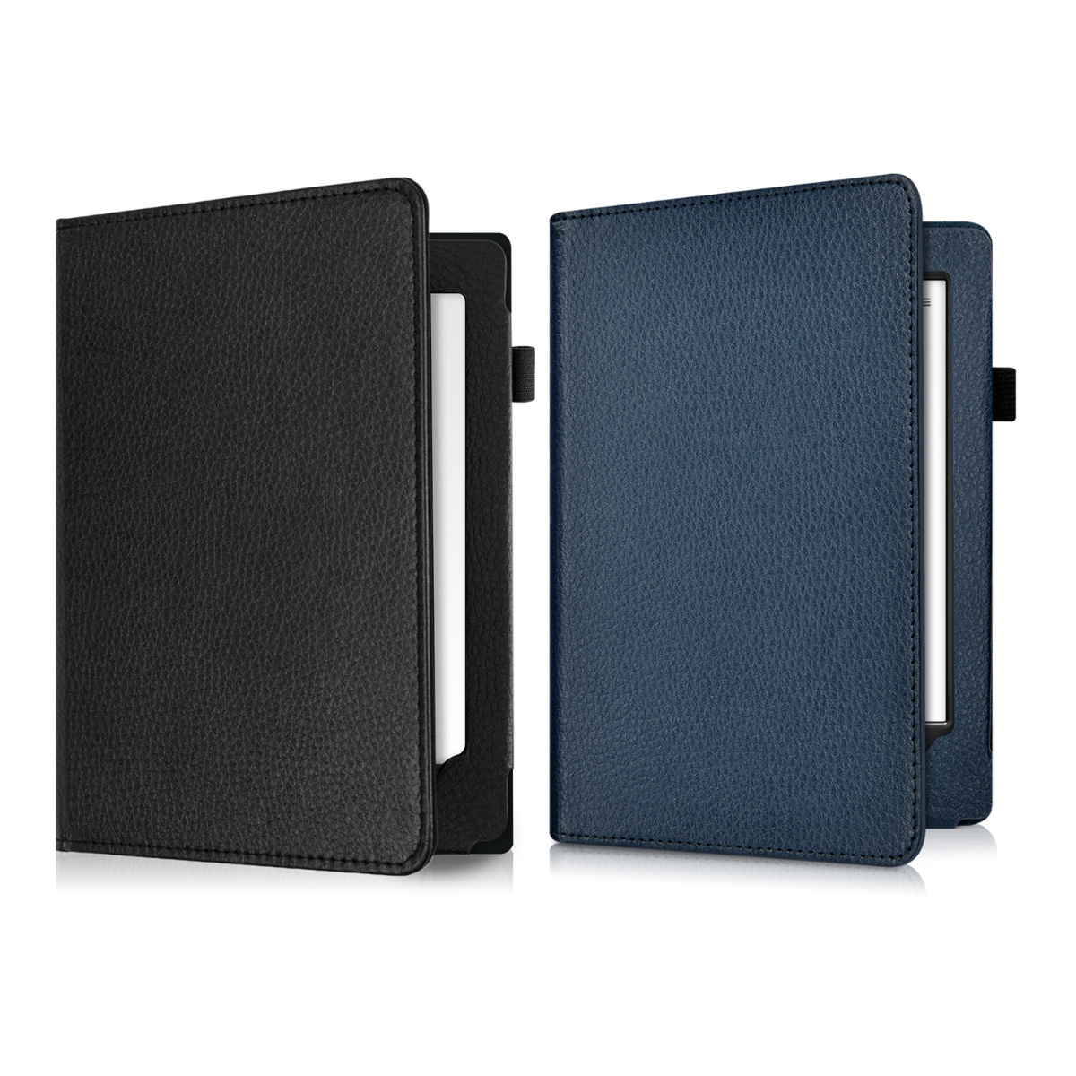 Kwmobile book style case for kobo aura h2o edition 1 cover for Housse kobo aura h2o edition 2
