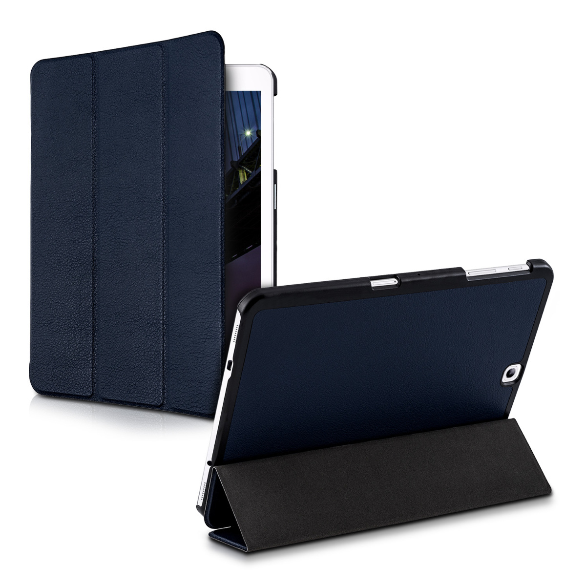 kwmobile ultra slim cover for samsung galaxy tab s2 9 7. Black Bedroom Furniture Sets. Home Design Ideas