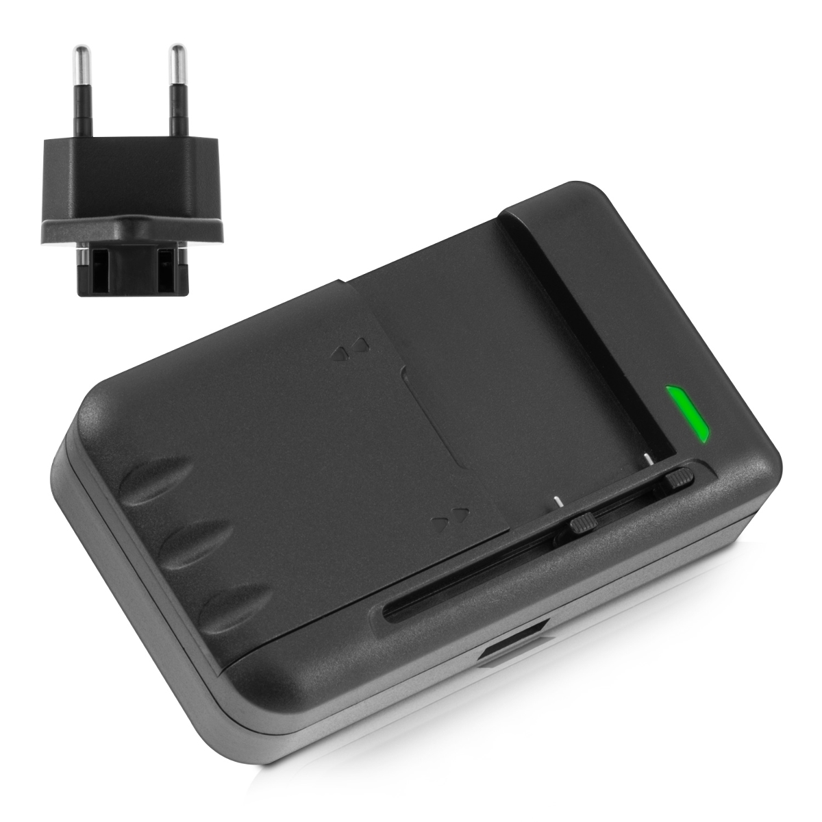 chargeur universel de batterie smartphone samsung nokia motorola htc sony. Black Bedroom Furniture Sets. Home Design Ideas
