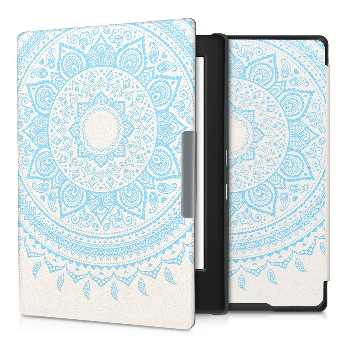 Synthetic leather flip cover for kobo aura h2o edition 1 for Housse kobo aura h2o edition 2