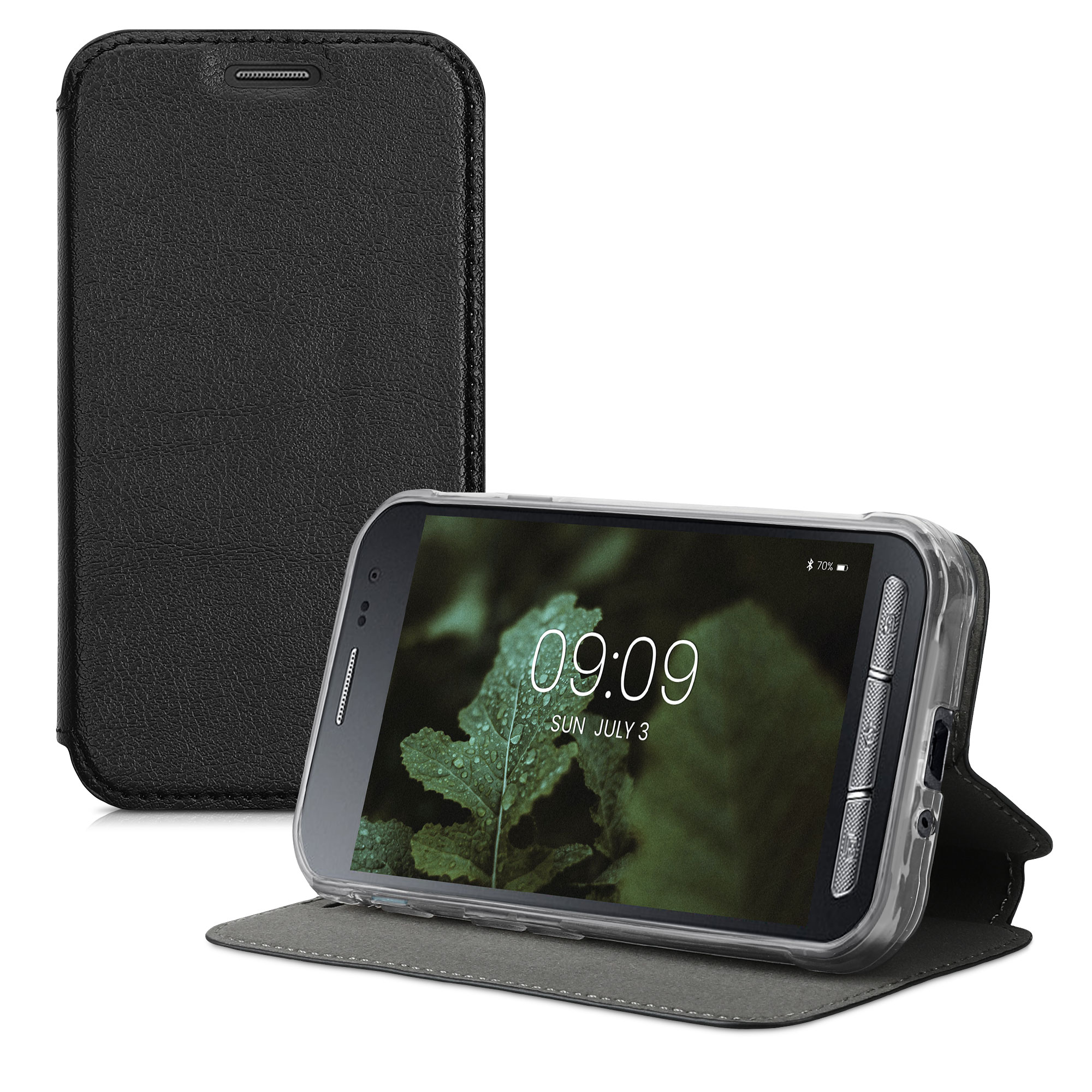 Tui de protection pour samsung galaxy xcover 3 noir for Housse xcover 4
