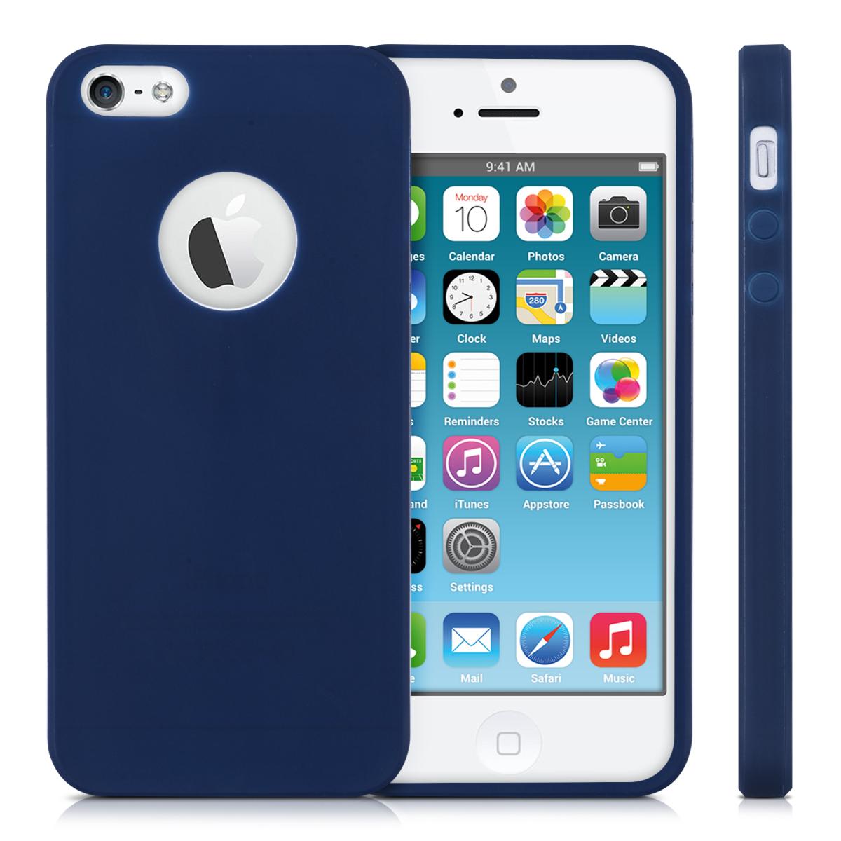 tui en tpu silicone l gant pour apple iphone se 5 5s housse prot ge chocs ebay. Black Bedroom Furniture Sets. Home Design Ideas