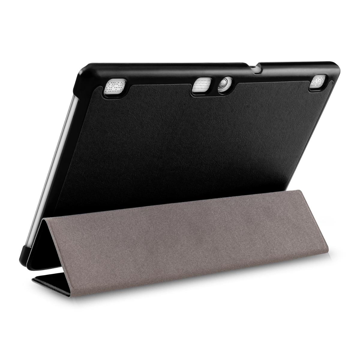 Funda para lenovo tab 2 a10 negro carcasa protectora - Funda protectora tablet ...