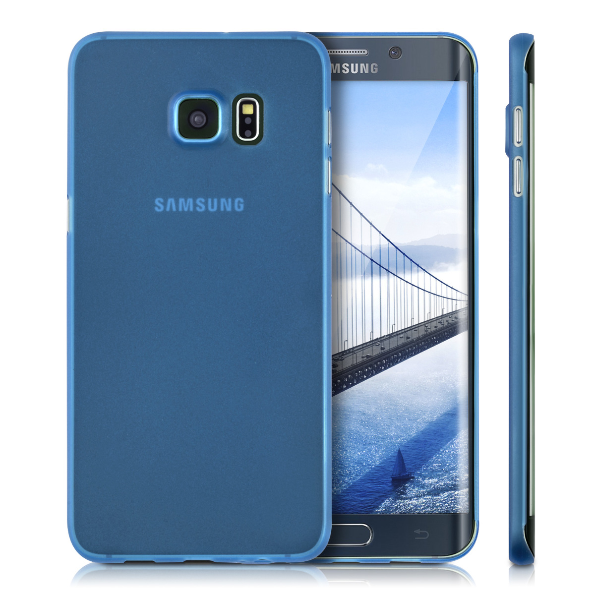 kwmobile CRYSTAL HARD CASE FOR SAMSUNG GALAXY S6 EDGE+ ...