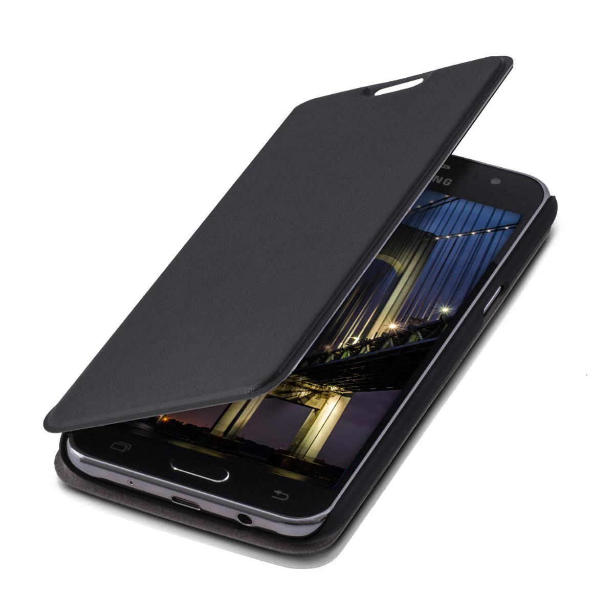 AKCE IHNED! Kvalitní plastové pouzdro pro Samsung J5 (2015) - černé