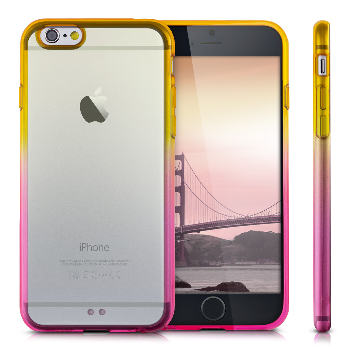 kwmobile-FUNDA-PARA-APPLE-IPHONE-6-6S-TPU-SILICONA-CARCASA-PROTECTORA-ESTUCHE