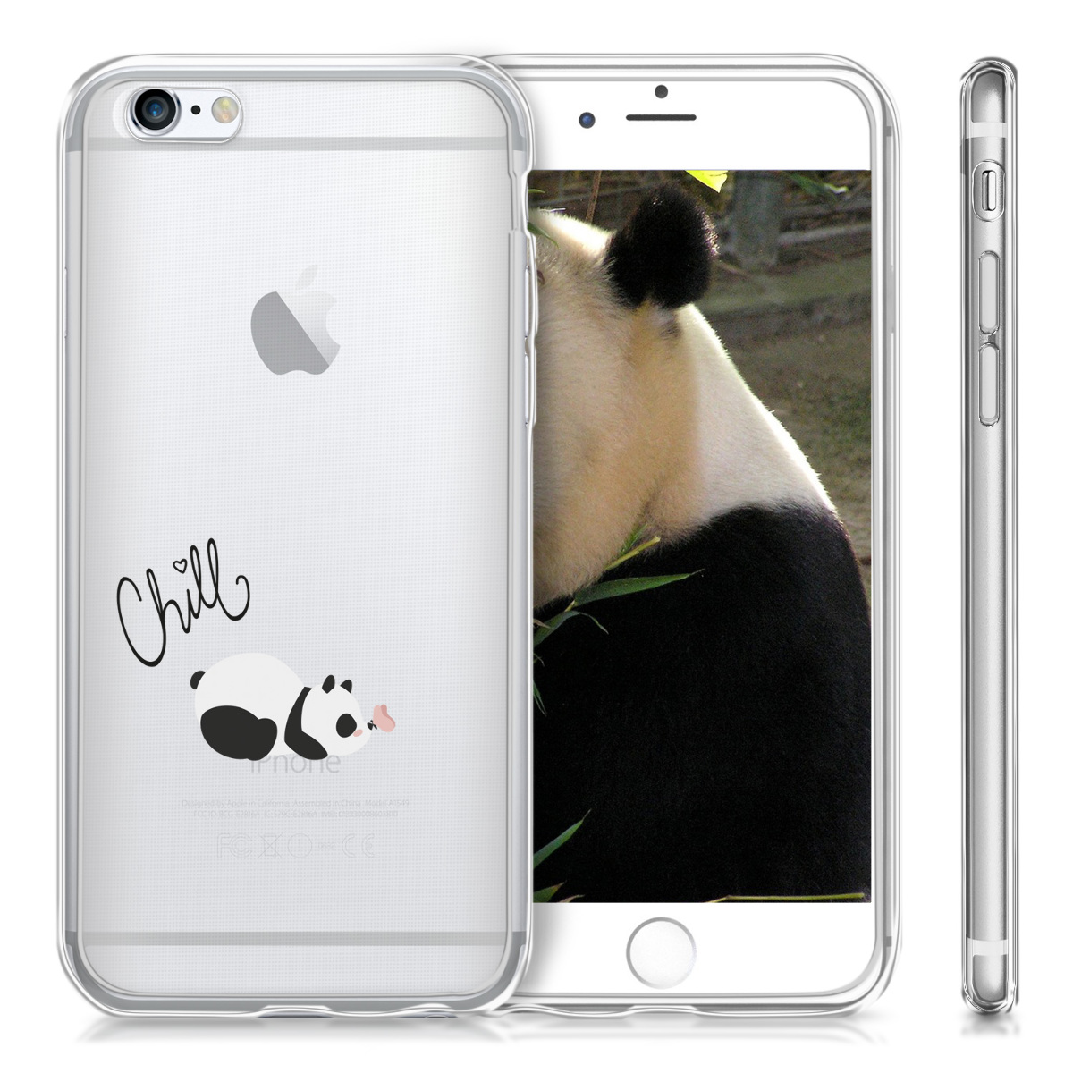 handyh lle f r apple iphone 6 6s h lle handy case cover. Black Bedroom Furniture Sets. Home Design Ideas