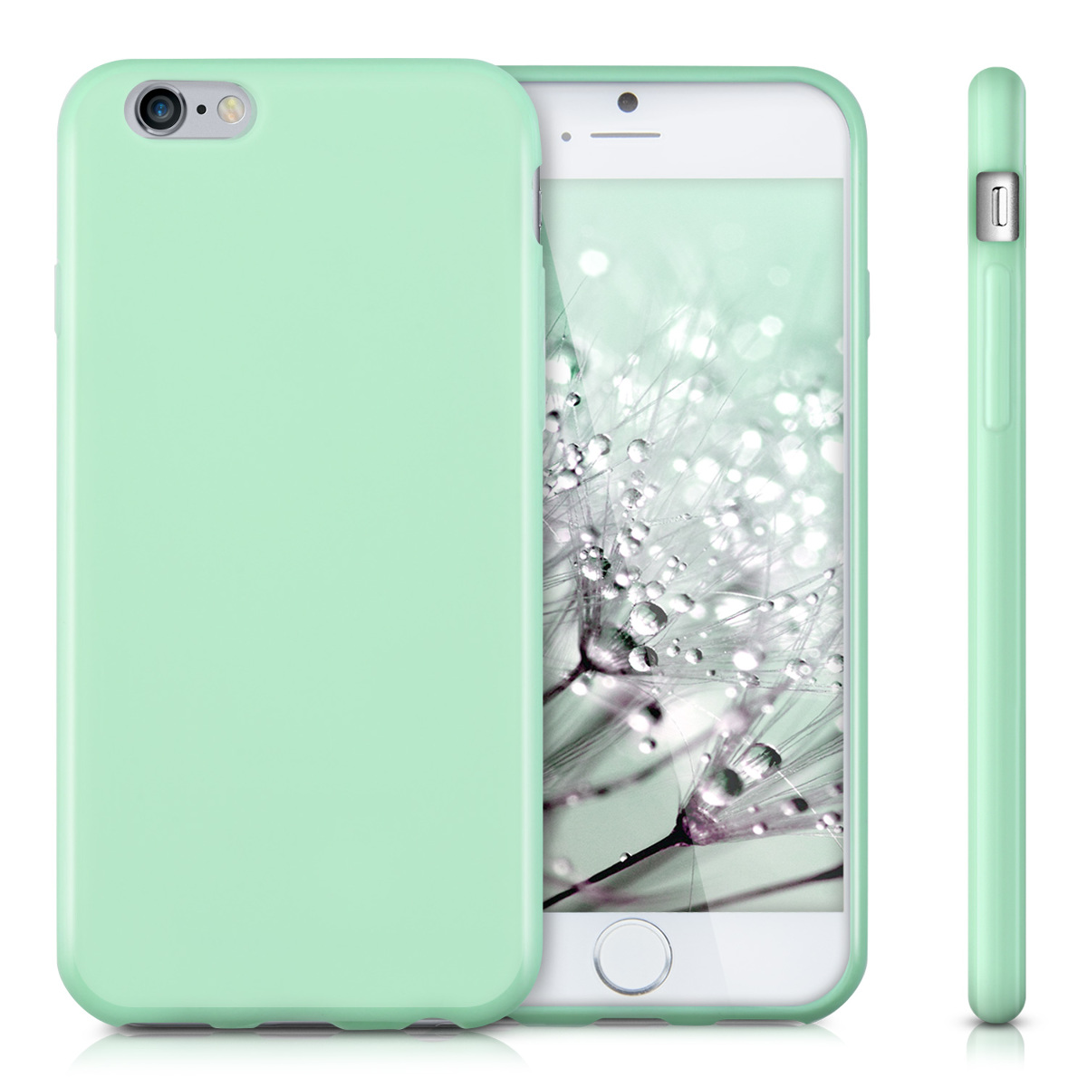 kwmobile TPU SILICONE COVER FOR APPLE IPHONE 6 6S SOFT CASE SILICON BUMPER