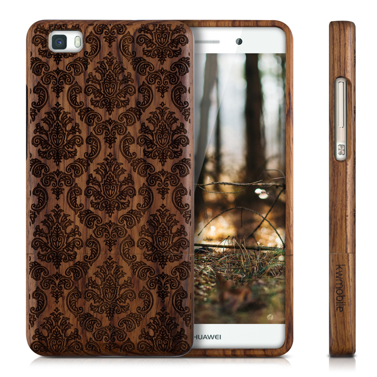 WOOD-COVER-FOR-HUAWEI-P8-LITE-2015-CASE-BACK-HARD-NATURAL-MOBILE-PHONE