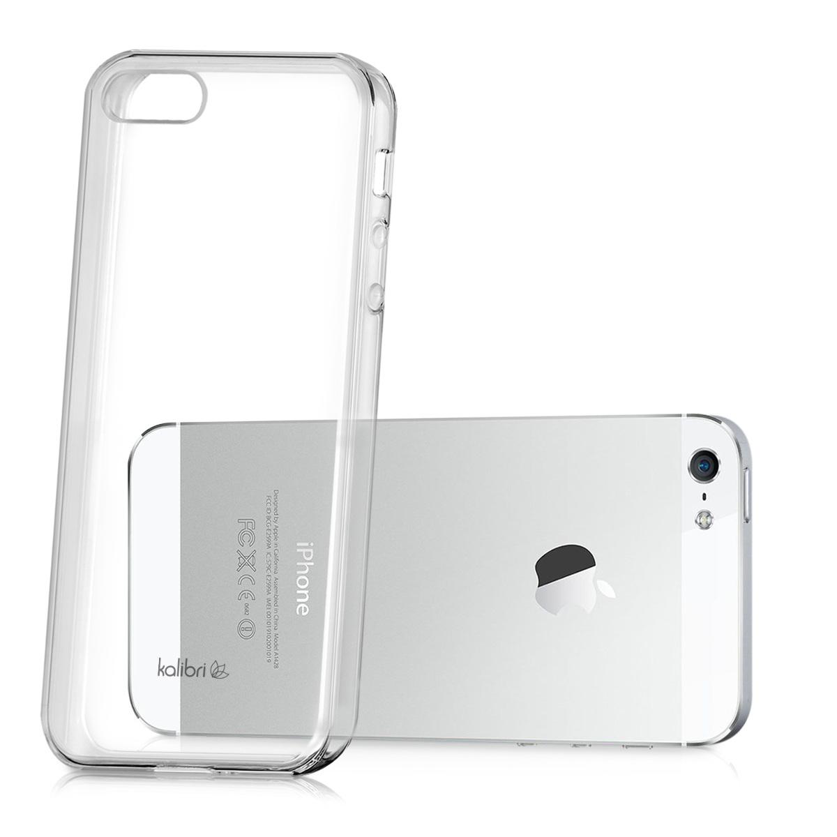 Crystal-Housse-Sunny-pour-Apple-iPhone-se-5-5-s-TPU-En-Silicone-Anti-Chocs-Plastique-Case