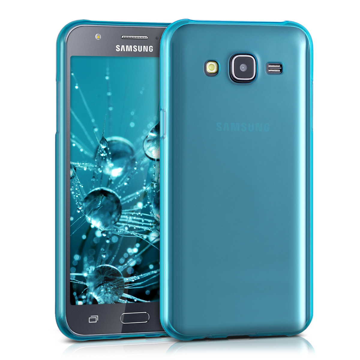 SLIM CASE FOR SAMSUNG GALAXY J5 (2015) ULTRA THIN COVER ...