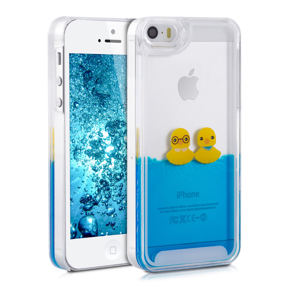 hard case cover water for apple iphone se 5 5s mobile phone liquid bumper cover 4057665532267 ebay. Black Bedroom Furniture Sets. Home Design Ideas