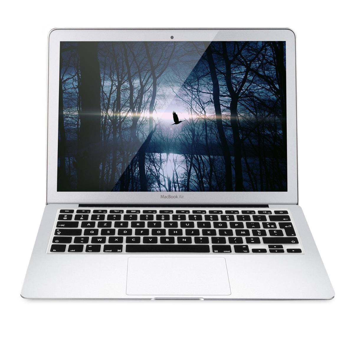 protection pour clavier azerty france belgique pour apple macbook air 13 39 39 pro ebay. Black Bedroom Furniture Sets. Home Design Ideas