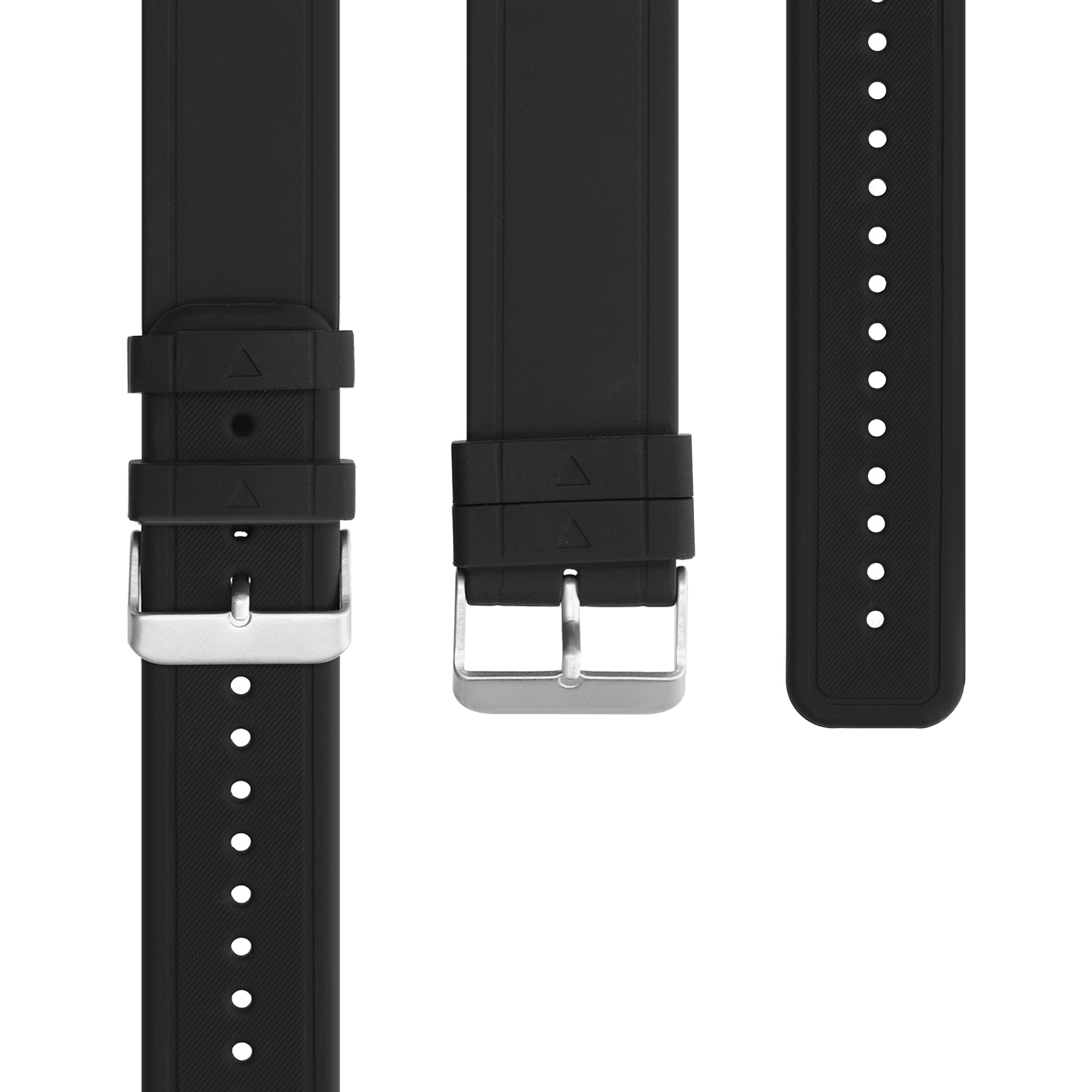 sport ersatzarmband f r garmin vivoactive silikon armband messger t band ebay. Black Bedroom Furniture Sets. Home Design Ideas