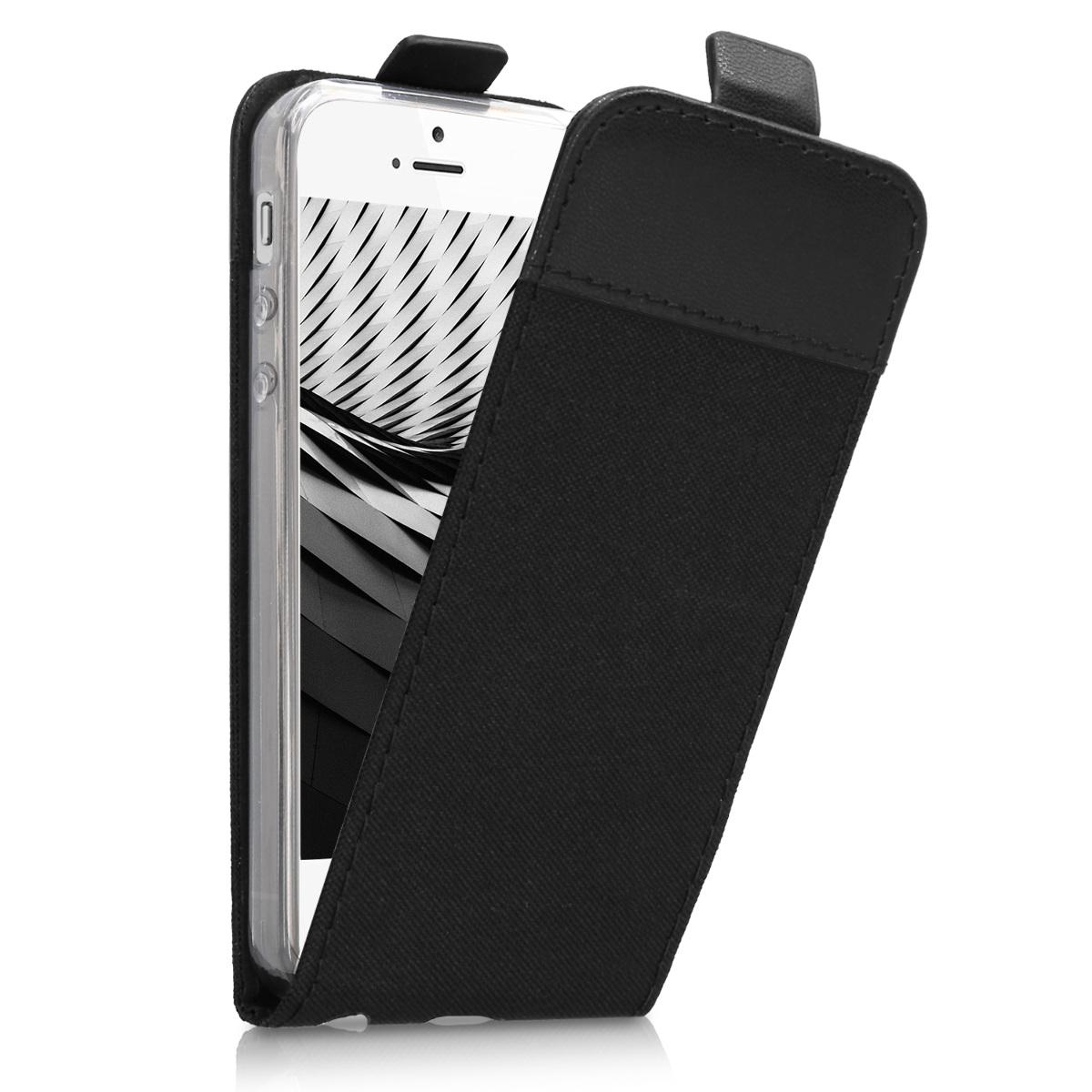 Iphone S Vertical Flip Case