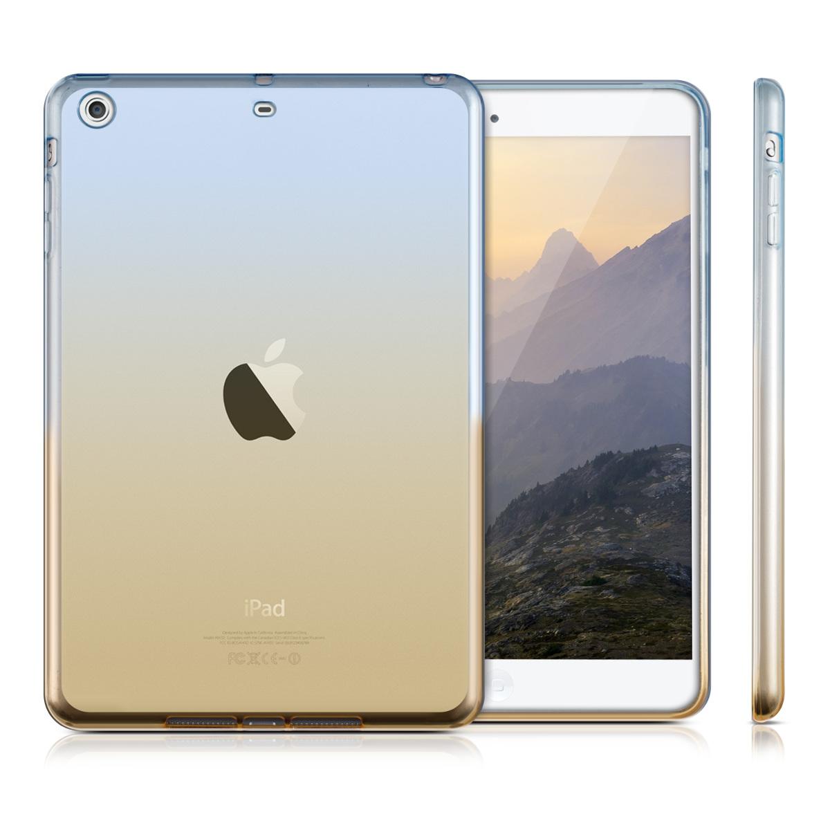 tpu silicon crystal case for apple ipad mini 2 retina mini 3 transparent tablet ebay. Black Bedroom Furniture Sets. Home Design Ideas