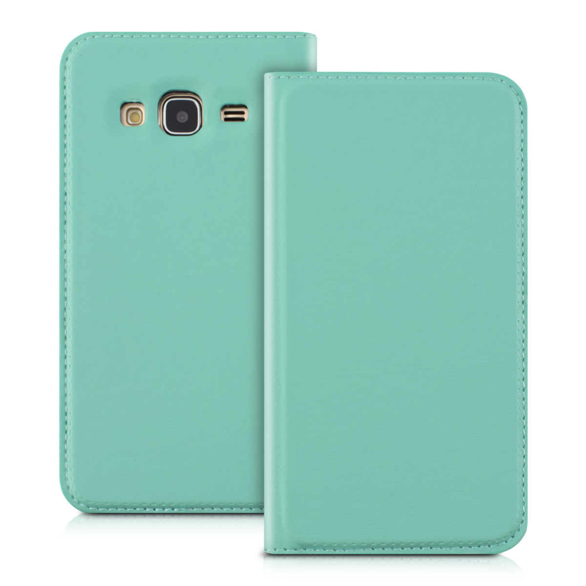 kwmobile flip cover for samsung galaxy j3 2016 duos case. Black Bedroom Furniture Sets. Home Design Ideas