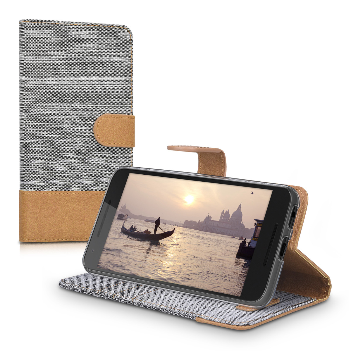 kwmobile-FABRIC-WALLET-PROTECTIVE-COVER-FOR-LG-GOOGLE-NEXUS-5X-COVER-CASE-BAG