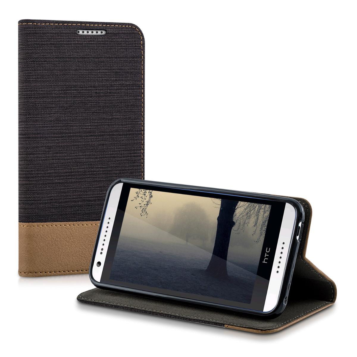 kwmobile-ETUI-FLIP-CASE-POUR-HTC-DESIRE-620G-HOUSSE-COVER-CASE-BOOKSTYLE