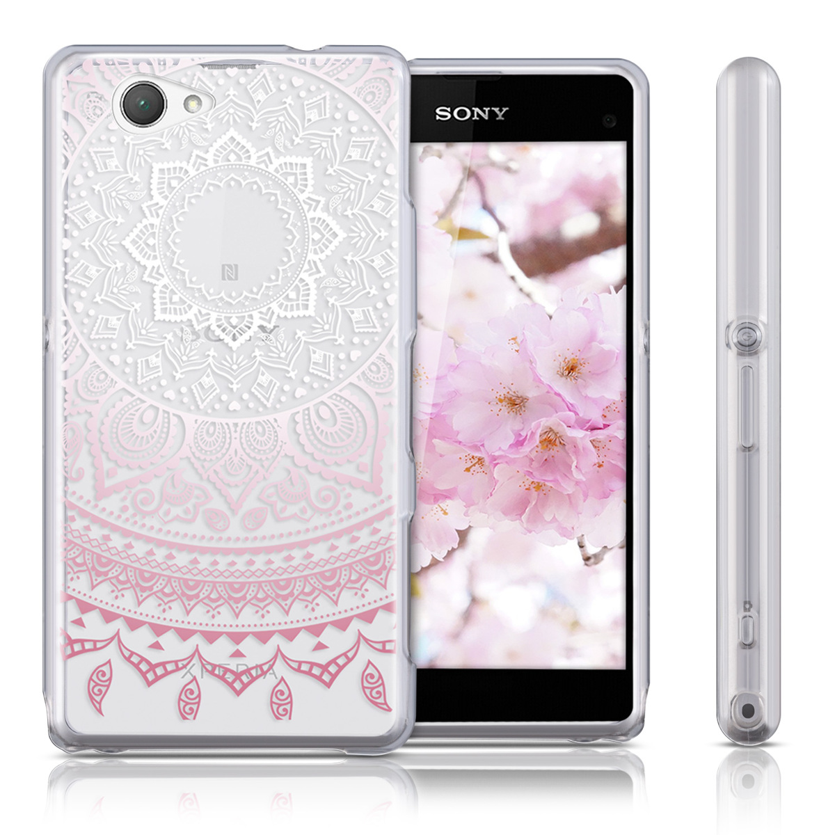 TPU SILICONE CRYSTAL CASE FOR SONY XPERIA Z1 COMPACT SOFT ... | 1200 x 1200 jpeg 310kB