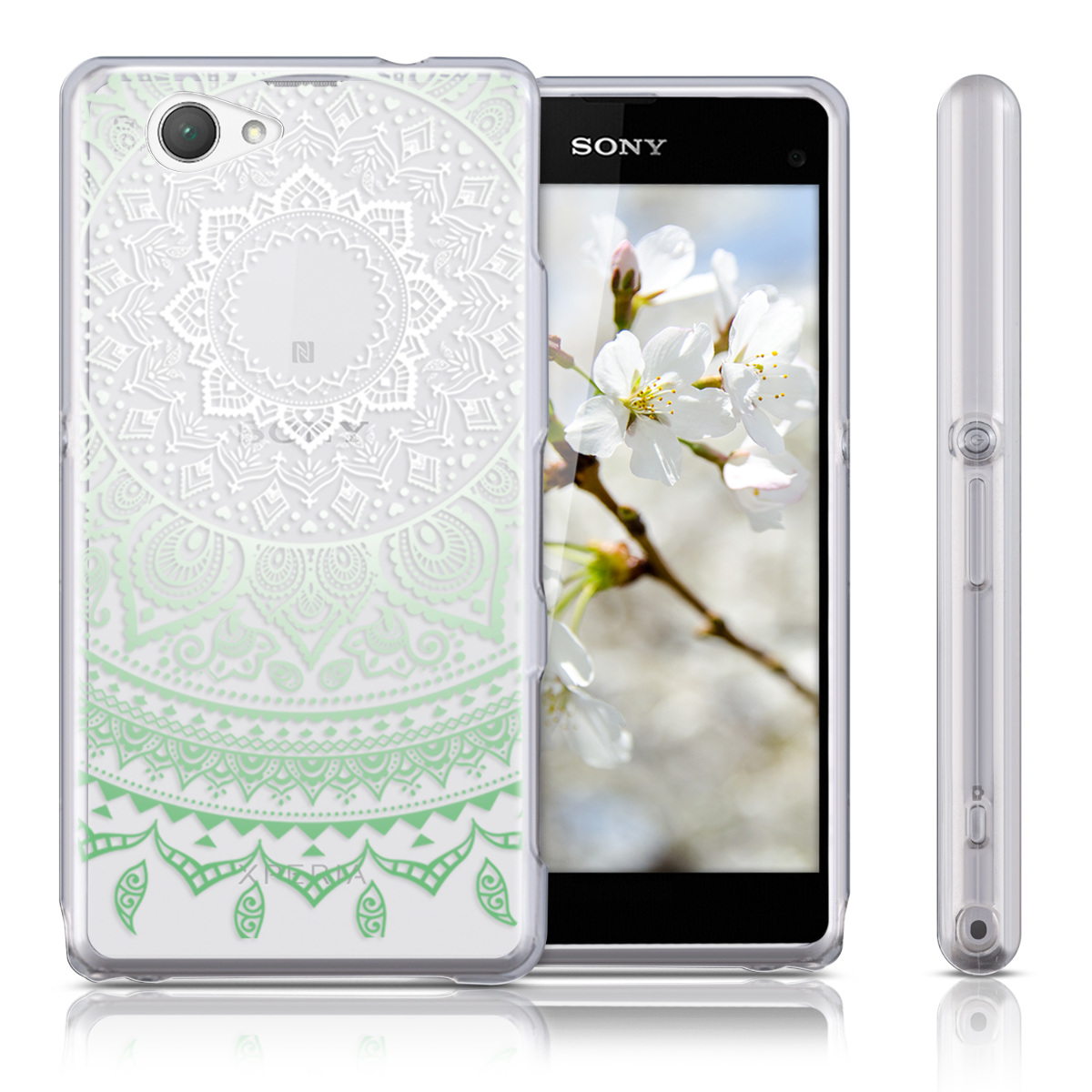 TPU SILICONE CRYSTAL CASE FOR SONY XPERIA Z1 COMPACT SOFT ... | 1200 x 1200 jpeg 288kB