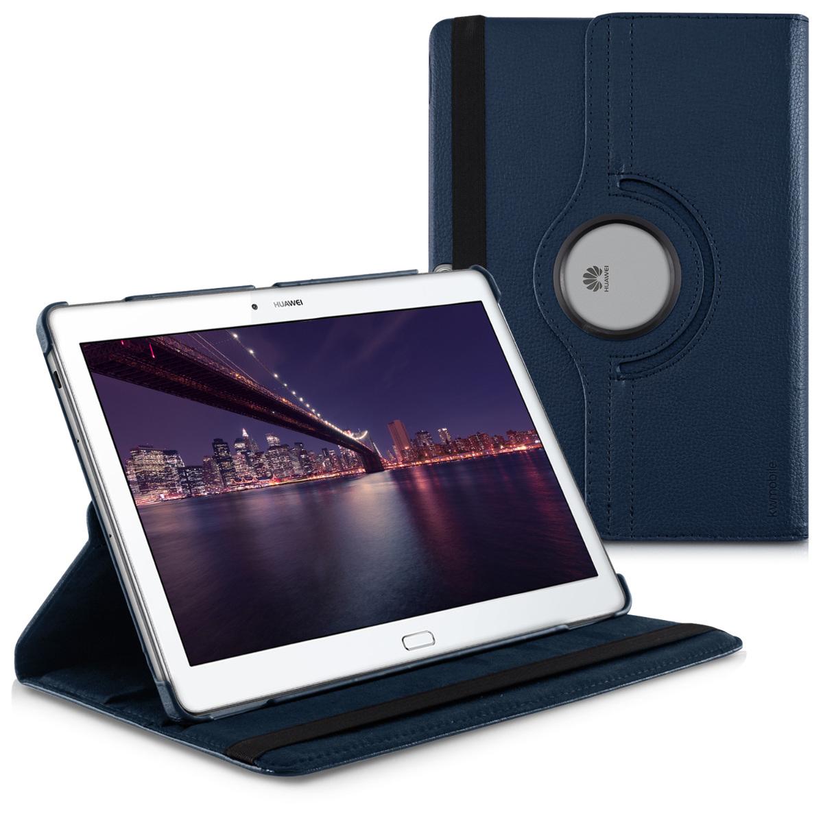 Computers/tablets & Networking Tablet & Ebook Reader Accs Hülle Für Huawei Mediapad T3 10 Kunstleder Tablet Case Cover Tablethülle