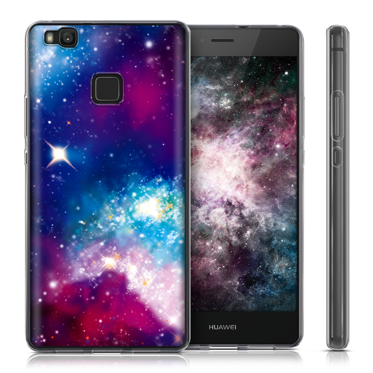 kwmobile cover for huawei p9 lite case cover mobile phone. Black Bedroom Furniture Sets. Home Design Ideas