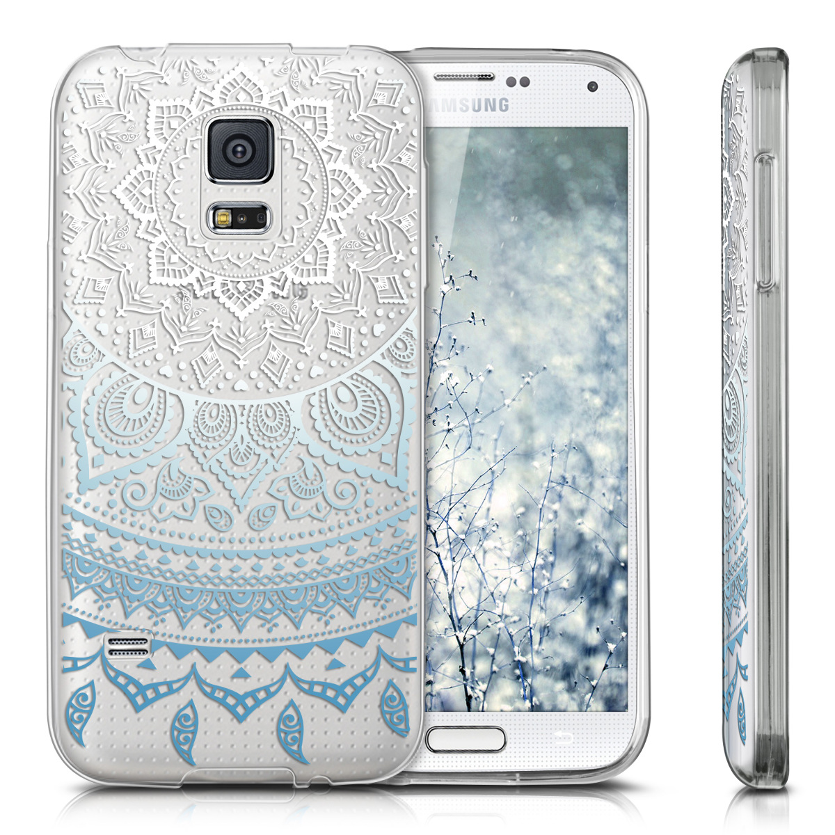 handyh lle f r samsung galaxy s5 mini h lle handy case. Black Bedroom Furniture Sets. Home Design Ideas