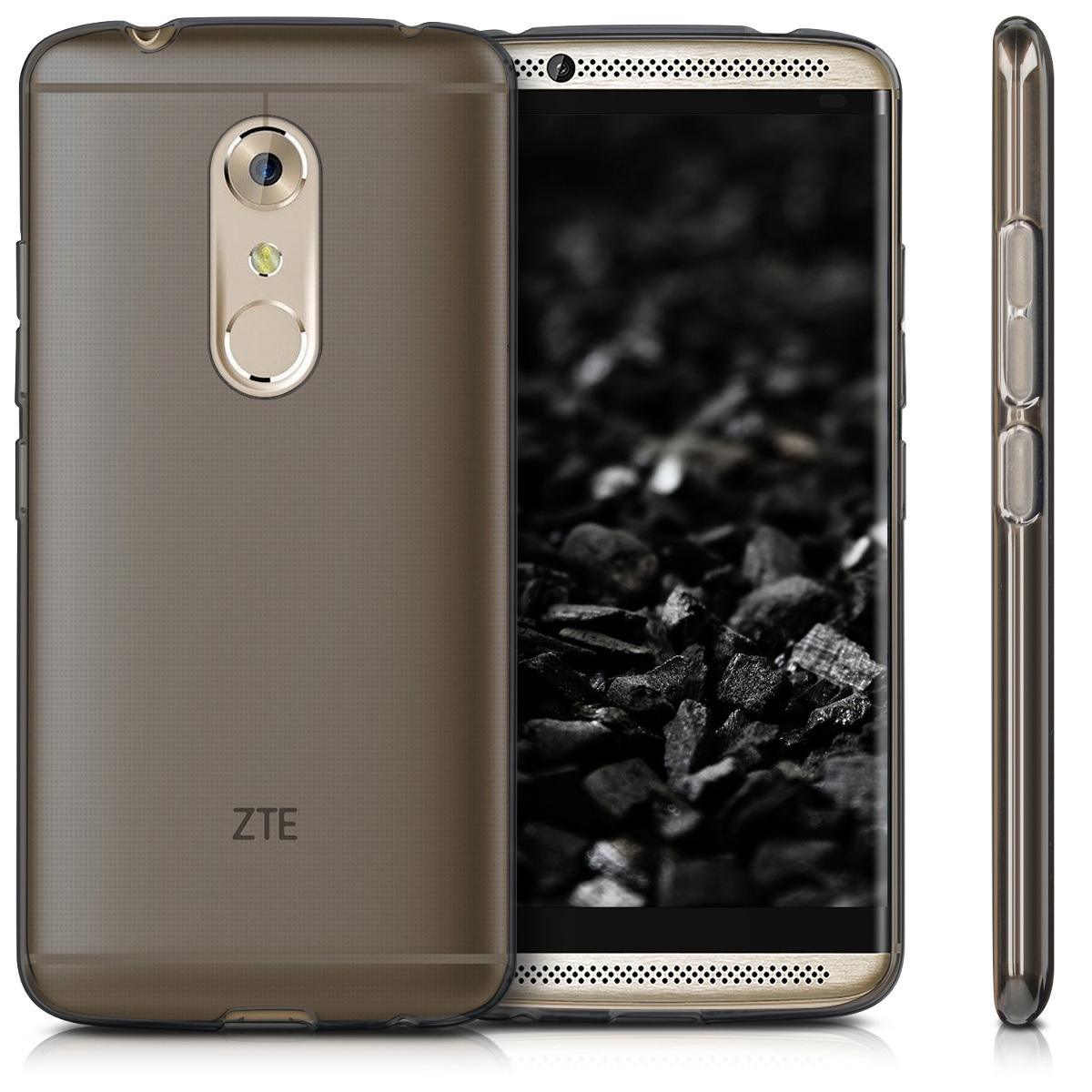 Crystal-Case-fur-ZTE-Axon-7-TPU-Silikon-Schutz-Hulle-Cover-Bumper-Handy-Klar