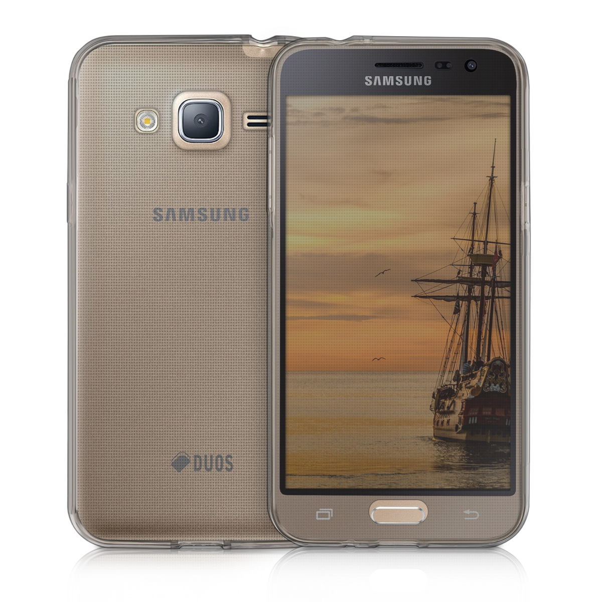 kwmobile-ETUI-FULL-BODY-POUR-SAMSUNG-GALAXY-J3-2016-DUOS-COVER-PROTECTEUR-TPU