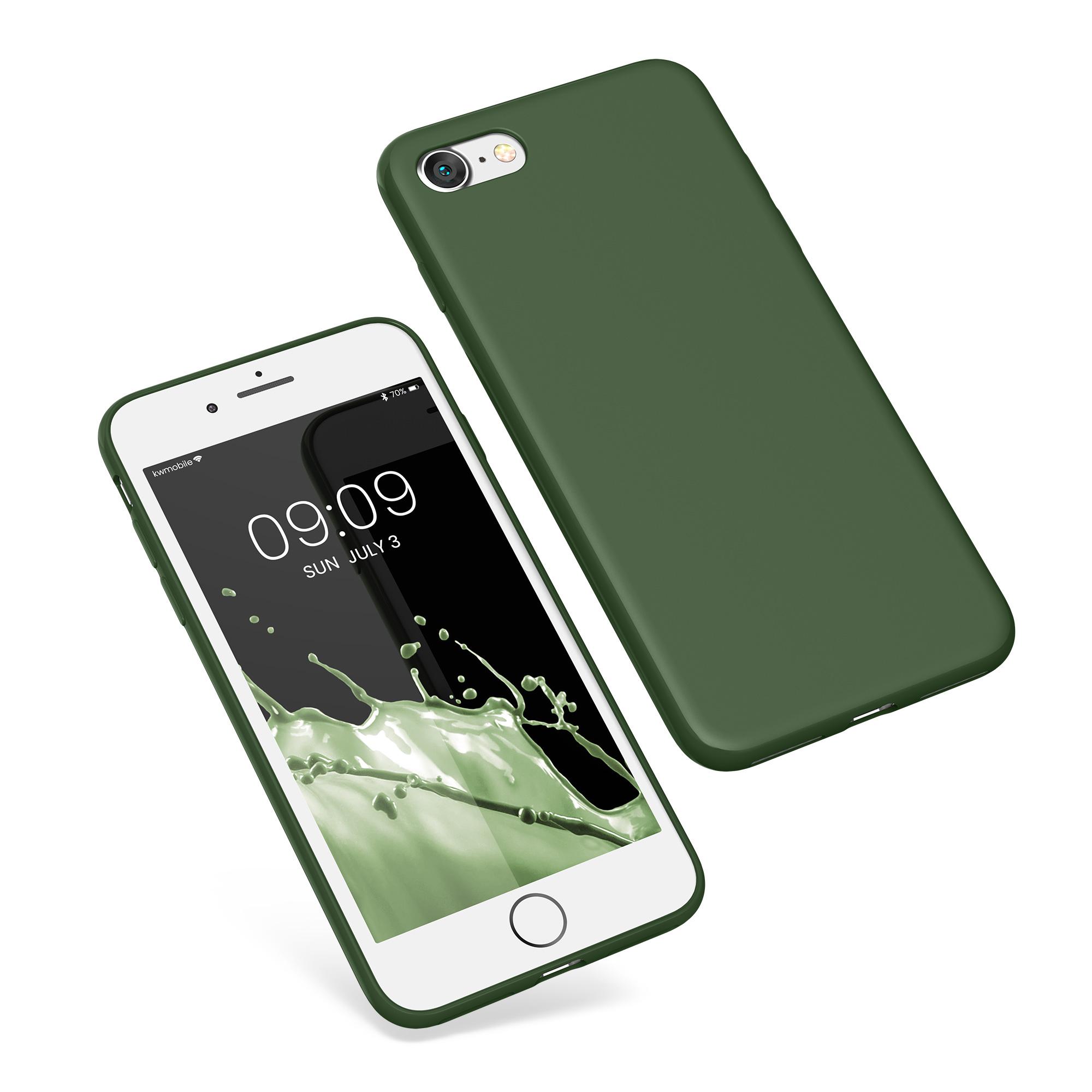 h lle f r apple iphone 7 8 handyh lle handy case cover smartphone backcover ebay. Black Bedroom Furniture Sets. Home Design Ideas